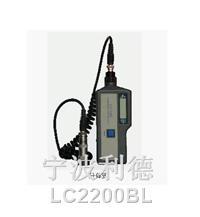 LC2200BL测振仪,LC2200BL分体式测振仪,LC2200BL便携式测振仪,低频型测振仪