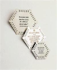 Elcometer六角湿膜梳 Elcometer112 Elcometer3236