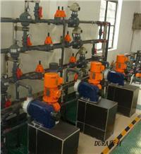污水处理PH自动调节系统,余氯自动调节系统 DURA-WS-006
