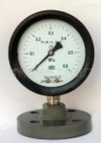 廠家優惠供應防腐隔膜全塑壓力表,防腐壓力表 YTP