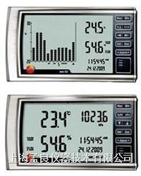 testo 623数字式温湿度记录仪 0560 6230