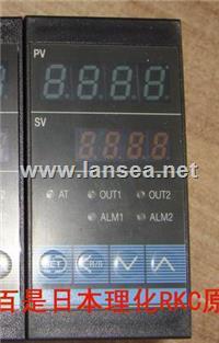 日本理化RKC CH402FK05-8AB-NN温控调节器