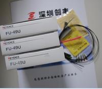 KEYENCE基恩士光纤传感器FU-49U