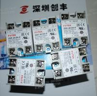 台湾阳明FOTEK固态继电器SSR-25DA-H,SSR-40DA-H,SSR-50DA-H,SSR-75DA-H