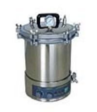 上海博迅手提式压力蒸汽灭菌器YXQ-LS-18SI