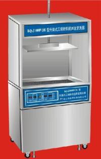 昆山舒美超声波清洗器KQ-J3000GTDE 高频
