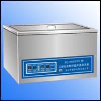 昆山舒美超声波清洗器KQ-600GVDV三频