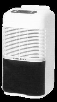 常州川岛除湿机DH-826C 电脑型湿度控制