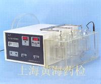 上海黄海药检片剂四用测定仪(脆碎,崩解,硬度三个杯溶出)数显SY-3(原78X-3C)