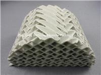 萍鄉百盛陶瓷壓降下規整填料 波紋填料