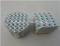 萍鄉百盛耐高溫耐腐蝕陶瓷波紋規整填料 125y-700x