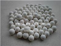 萍鄉百盛特級高嶺土惰性瓷球