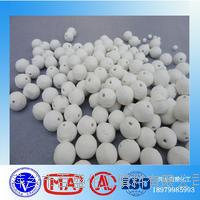 开孔氧化铝瓷球 3-75MM