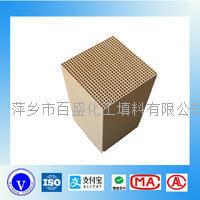 蜂窝陶瓷蓄热体100*100*300mm 100*100*300mm