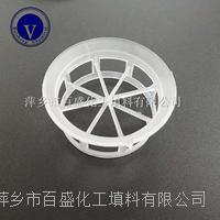萍鄉百盛耐腐蝕散堆填料塑料扁環填料