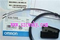 日本欧姆龙E32-T222光纤传感器 E32-T222