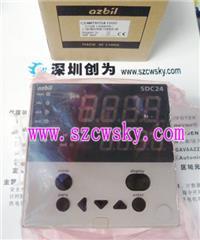 日本山武C23MTR0SA1000温控器 C23MTR0SA1000