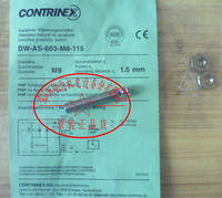 瑞士科瑞DW-AS-603-M8-115接近传感器 DW-AS-603-M8-115