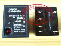 日本欧姆龙OMRON固态继电器G3F-203SN G3F-203SN