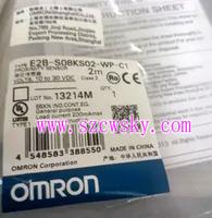 日本欧姆龙OMRON接近传感器E2B-KS04-WZ-C1  E2B-KS04-WZ-C1