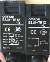 日本欧姆龙E3JK-TR12-D光电传感器E3JK-TR12-L E3JK-TR12-C