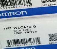 日本欧姆龙OMRON限位开关WLCA12-Q WLCA12-Q