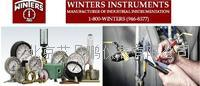 WINTERS可充油压力表/WINTERS油田压力表 PFP