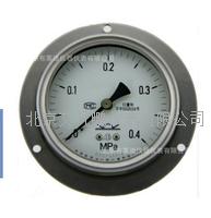 轴向带前边不锈钢压力表 YTH-100. BT. 501 (老型号YTF-100H)
