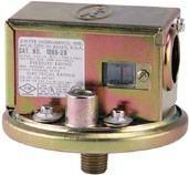 美国德威尔 1996系列 气用微压开关 1996系列