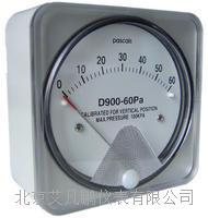 美国DUWEI杜威 原厂直供  D900盒装气体微差压表 D900