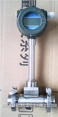 TC-LUB8卫生型卡箍式涡街流量计