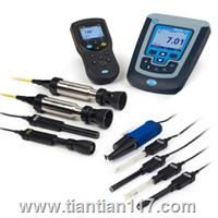 溶解氧仪/pH仪/电导率仪/多参数分析仪 数字化台式/便携式 HQd系列