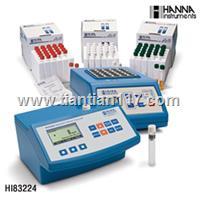 微电脑化学需氧量(COD)多参数测定仪 HI83224/HI83224H/HI83224HD