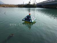 水质浮标监测站 在线常规水质五参数检测仪