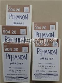 原装进口德国MN牌快速水质测试纸90422双色PH试纸 10.5-13 90422