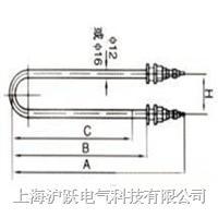 管状电加热组件 SRS3