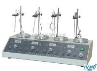 厂家促销多头磁力搅拌器 HJ-4