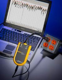 Fluke VR1710电压质量记录仪 Fluke VR1710