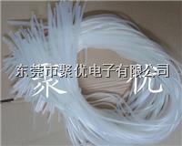 南昌Φ3.0mm Φ4.0mm Φ5.0mm硅膠軟管 Φ0.5mm-Φ60mm