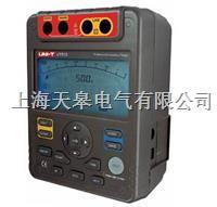 UT513电子兆欧表 UT513