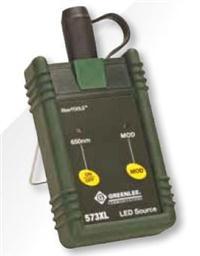 美國Greenlee格林利塑料光纖專用光源 573XL