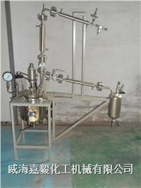 酯化縮聚反應釜 GSH系列酯化縮聚反應釜