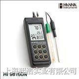 哈纳 HI98160N 高性能防水型PH/ORP/℃测定仪 HI98160