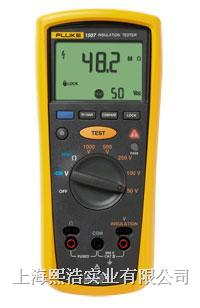 Fluke 1507绝缘电阻测试仪 Fluke 1507