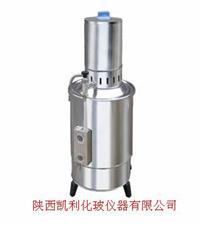 普通型 不鏽鋼電熱蒸餾水器