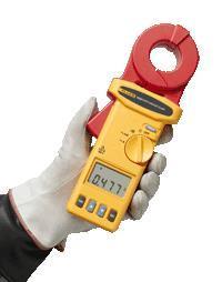 接地电阻钳形测试仪