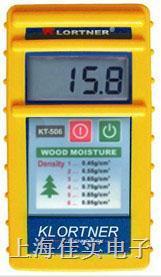 KLORTNER 506:KT-506木材水分仪|感应式木材水分仪|50MM深度扫描木材水分仪|防摔防干扰木材水分仪 KT-506