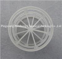 Plastic Filling PP Pall Rings 38mm