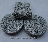 SiC Ceramic Foam Filter for Iron Liquid