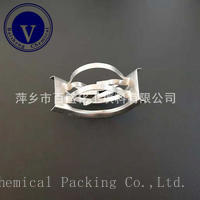 China factory direct sale Metallic Saddle Scrubing Tower Packing